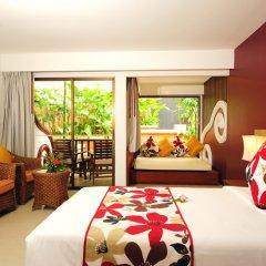 Отель Andaman Cannacia Resort & Spa 4* Стандартный номер разные типы кроватей фото 3