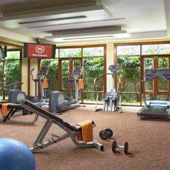 Отель Intercontinental Pattaya Resort Паттайя фитнесс-зал фото 2