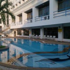 Camelot Hotel Pattaya Паттайя бассейн фото 2