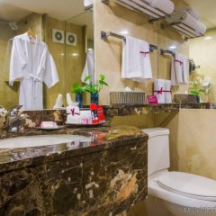 Отель Holiday Inn Guadalajara Expo ванная
