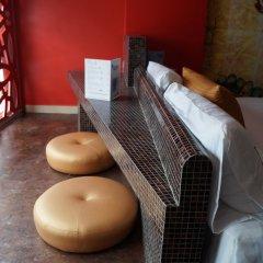 Hotel Amala Мехико сауна