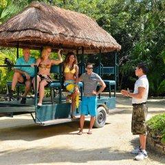Отель Hacienda Tres Rios Resort Spa & Nature Park - Все включено городской автобус