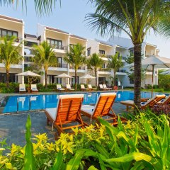 Отель Hoi An Waterway Resort с домашними животными