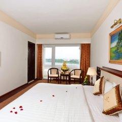 Отель Century Riverside Hotel Hue Вьетнам, Хюэ - отзывы, цены и фото номеров - забронировать отель Century Riverside Hotel Hue онлайн комната для гостей фото 5