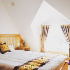 Dinh Nguyen Hotel Далат комната для гостей фото 4