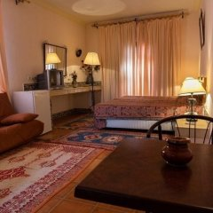 Отель Club Hanane Марокко, Уарзазат - отзывы, цены и фото номеров - забронировать отель Club Hanane онлайн комната для гостей фото 3