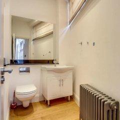 Отель Pont Street Mews Townhouse Великобритания, Лондон - отзывы, цены и фото номеров - забронировать отель Pont Street Mews Townhouse онлайн ванная