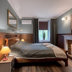 Апартаменты Old House Apartments Poznań Познань комната для гостей фото 4