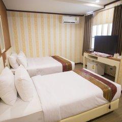 J&Y Hotel Бангкок комната для гостей фото 5