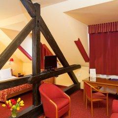 Отель Cloister Inn Hotel Чехия, Прага - - забронировать отель Cloister Inn Hotel, цены и фото номеров спа