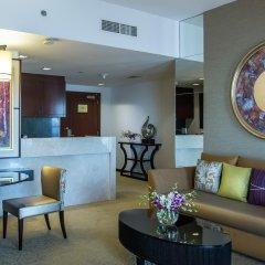 Отель Dusit Thani Dubai комната для гостей фото 4