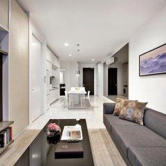Отель De Platinum Suite Малайзия, Куала-Лумпур - отзывы, цены и фото номеров - забронировать отель De Platinum Suite онлайн комната для гостей фото 2