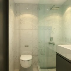 Skyline Hotel ванная фото 2