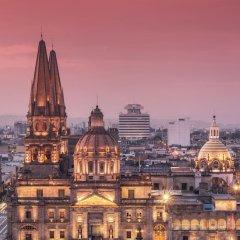 Отель Fenix Мексика, Гвадалахара - отзывы, цены и фото номеров - забронировать отель Fenix онлайн городской автобус