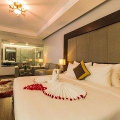 Отель Moon Bay Ha Long комната для гостей фото 5