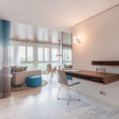 EMA House Hotel Suites комната для гостей фото 2