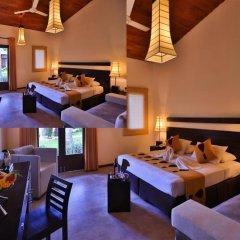 Отель Chaarya Resort & Spa by Chandrika комната для гостей фото 3