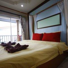 Отель Koh Larn Sea Side Resort комната для гостей фото 5