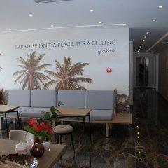 Отель Bianco Hotel Албания, Ксамил - отзывы, цены и фото номеров - забронировать отель Bianco Hotel онлайн интерьер отеля фото 3