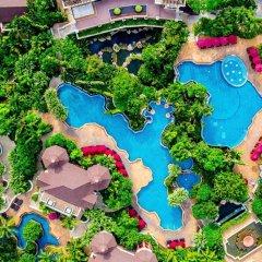 Отель Intercontinental Pattaya Resort Паттайя бассейн фото 3