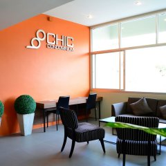 Отель Chic Residences at Karon Beach интерьер отеля