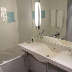 Отель Novotel Brugge Centrum Бельгия, Брюгге - отзывы, цены и фото номеров - забронировать отель Novotel Brugge Centrum онлайн ванная