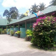 Samui Sabai Hotel парковка