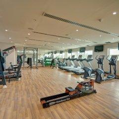 Al Khoory Atrium Hotel фитнесс-зал