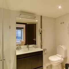 Hotel Duas Nações Лиссабон ванная