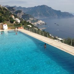 Отель Meublè Piccolo Paradiso бассейн