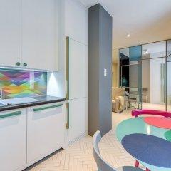 Отель Flats For Rent - Kamienica Fahrenheita Гданьск в номере