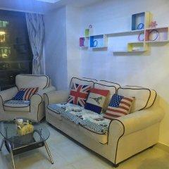 Отель Lanxin Apartment Китай, Шэньчжэнь - отзывы, цены и фото номеров - забронировать отель Lanxin Apartment онлайн интерьер отеля