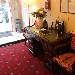 Отель Caravel Guest House Великобритания, Эдинбург - отзывы, цены и фото номеров - забронировать отель Caravel Guest House онлайн интерьер отеля фото 2