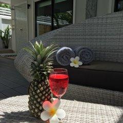 Отель Inaya Pool Villa Rawai парковка