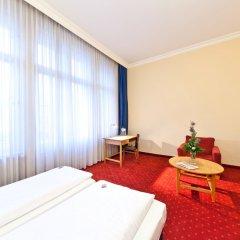 Novum Hotel Gates Berlin Charlottenburg комната для гостей фото 2