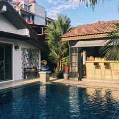 Отель The Snug Airportel Таиланд, Такуа-Тунг - отзывы, цены и фото номеров - забронировать отель The Snug Airportel онлайн бассейн