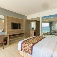 Отель Golden Peak Resort & Spa Камрань комната для гостей фото 5
