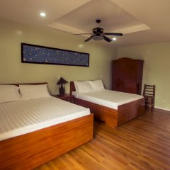 Отель Oasis Resort and Spas Филиппины, остров Боракай - отзывы, цены и фото номеров - забронировать отель Oasis Resort and Spas онлайн комната для гостей фото 4