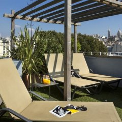 Citadines Apart`Hotel Montmartre Париж спа