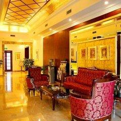 Chengdu Bandao Hotel интерьер отеля