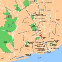Отель Lisboa Лиссабон городской автобус