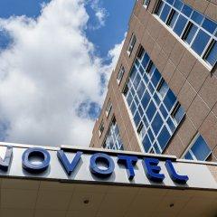 Отель Novotel Frankfurt City балкон