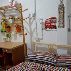 S-space Hostel Chatuchak Бангкок удобства в номере