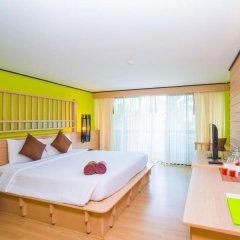 Phuket Island View Hotel 3* Стандартный номер с различными типами кроватей фото 11