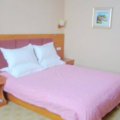 Meiyijia Business Hotel комната для гостей