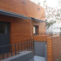 ABOUT - Hostel балкон