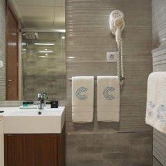 Отель Citizentral Juristas Испания, Валенсия - отзывы, цены и фото номеров - забронировать отель Citizentral Juristas онлайн ванная
