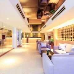 Отель Petals Inn Бангкок интерьер отеля