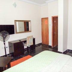 Отель Topaz Lodge удобства в номере