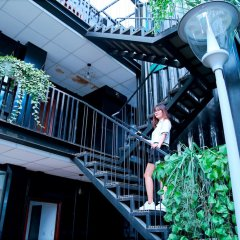 ZO Brother Halong Hostel балкон